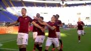 Goal di Dzeko su rigore: la Roma sblocca il derby