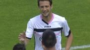 Vazquez col mancino punisce Brkic e porta i 3 punti in direzione Palermo