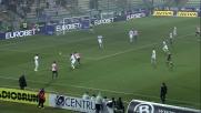 Vazquez col sombrero supera Zaccardo in Carpi-Palermo