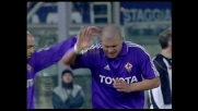 Errore di Sensini, Bojinov punisce l'Udinese con un goal