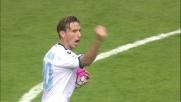 Verona-Lazio: goal di Biglia da calcio di rigore