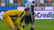Verona vicino al goal: Pazzini spreca calciando alto al volo contro l'Udinese