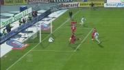 Caprari si divora il goal, il Catania resta in partita