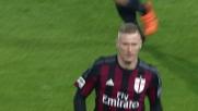 Abate firma il pari per il Milan contro il Frosinone con il suo secondo goal in Serie A
