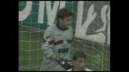 Serginho vicino al goal, ma Belardi salva la Reggina
