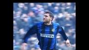 Vieri di testa infila Pastine e salva l'Inter dalla sconfitta