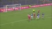 Viviano para alla grande un rigore a Lazzari nel match tra Sampdoria e Carpi