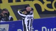 Viviano para il diagonale di Di Natale e neutralizza l'attacco dell'Udinese