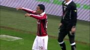 Emanuelson, goal con deviazione fortunata contro il Chievo