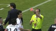 Colucci va a fare da giustiziere su Ibarbo, ma rimedia il secondo giallo