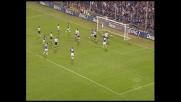 Volpi per il goal del 2-3 contro l'Udinese: la Sampdoria ci crede