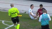 Von Bergen evita il corner ma non la bandierina