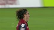 Matri, incornata di testa e goal contro la Roma