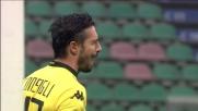 Vrsaljko sovrasta Klose nell'area del Sassuolo e respinge la minaccia