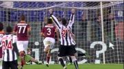 Di Natale, goal vittoria con il cucchiaio in Roma-Udinese