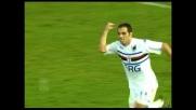 Goal spettacolare di Bellucci contro il Livorno in sforbiciata