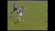 Quagliarella firma il goal vittoria e la doppietta personale per l'Udinese contro la Sampdoria
