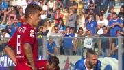 La doppietta di Avelar vale il goal del 3 a 0 per il Cagliari ad Empoli
