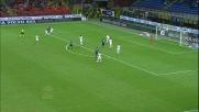 Milito non fallisce mai sotto porta: goal del vantaggio per l'Inter sul Bari