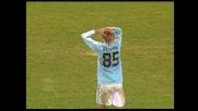 A Behrami manca il tocco giusto per puntare al goal contro il Siena