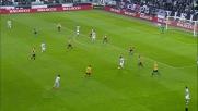 Fallo pericoloso di Hallfredsson su Dybala in Juventus-Verona