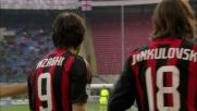 Inzaghi fa goal in girata e apre la festa del Milan contro l'Atalanta
