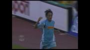 Simone Inzaghi di precisione, goal su rigore della Lazio