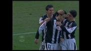 Di Michele serve il goal della tripletta al Palermo