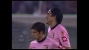 Toni di testa, tris del Palermo
