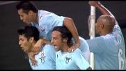 Cruz glaciale dagli 11 metri realizza il goal dell'1-1 col Chievo
