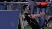 Un magistrale Di Natale da punizione segna il goal del pareggio dell'Udinese