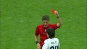 Juric stende Balotelli e rimedia il secondo cartellino giallo in Inter-Genoa