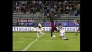 Suazo imprendibile chiude il match col Siena con un goal all'incrocio