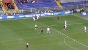 La rete di Floro Flores regala tre punti al Genoa contro il Palermo