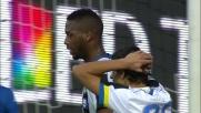 Wague sbaglia il goal da pochi passi, Consigli salva il Sassuolo