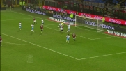 Lodi fa tap-in nella propria porta contro il Milan