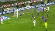 Che rischio per Pasqual! Contro il Milan lo salva il palo da una clamorosa autorete