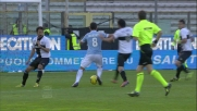 Hernanes doppio dribbling su Cassani in Parma-Lazio