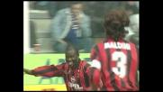 Weah apre le marcature a Genova, la Sampdoria va ko