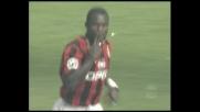 Weah apre le marcature con il Perugia