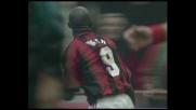 Weah fa esplodere San Siro: il Milan batte la Roma 3-2