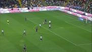 Widmer in scivolata anticipa tutti e disimpegna contro la Fiorentina