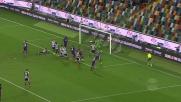 Tomovic trova l'esterno della rete contro l'Udinese