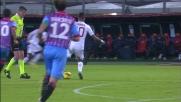Boateng è autore di un goal spettacolare contro il Catania