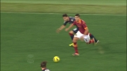 Lamela incanta nel match fra Roma e Cagliari