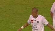 Morimoto riaccende le speranze per il Novara contro il Cagliari firmando il goal dell'1-2