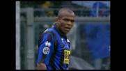 Ferreira Pinto vuole troppo e non ottiene il goal contro il Genoa