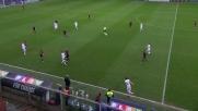 Zielinski dribbla Perin ma sbaglia la conclusione a rete: Genoa graziato dall'Empoli