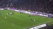 Il goal di rapina di Matri fa esplodere lo Juventus Stadium