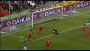 Gillet si supera su Cassano e salva il Bari a Marassi